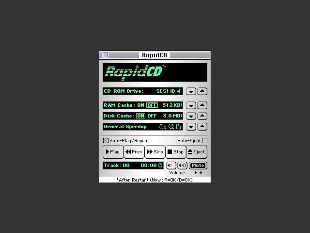 RapidCD (1994)