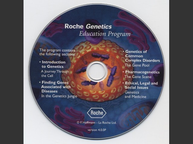Roche Genetics Education Program v4.0.0P (2002)