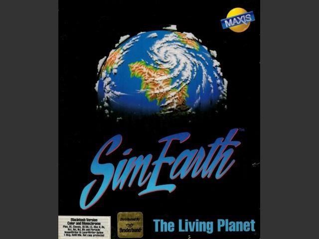 SimEarth (1990)