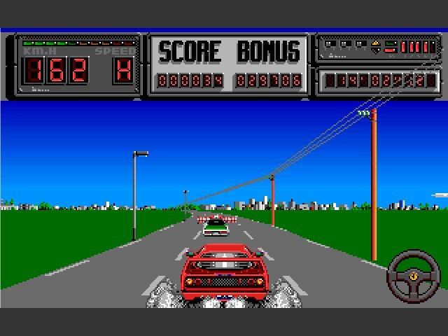 Crazy Cars 2 (1992)