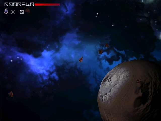 Asteroids (MacSoft) (1998)