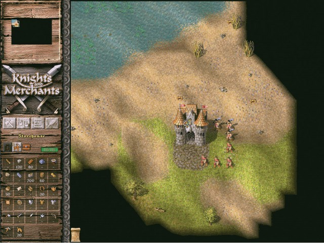 Knights and Merchants (2001)