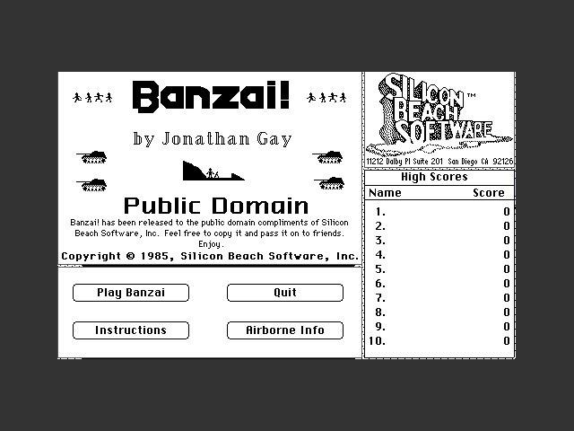 Banzai! (0)