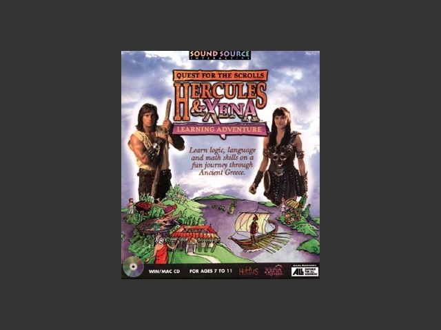 Hercules & Xena: Quest for the Scrolls (1995)