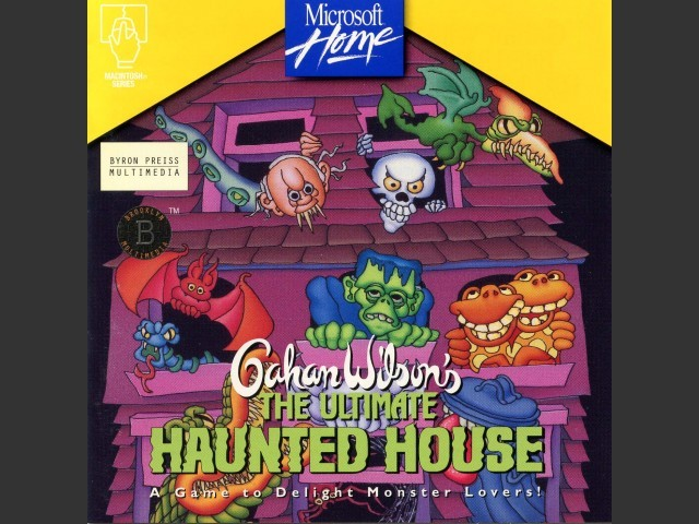 Gahan Wilson's The Ultimate Haunted House (1994)