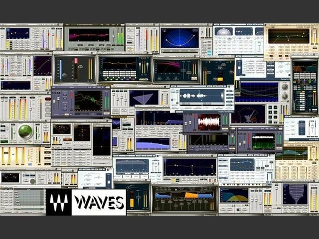 Waves 3.0 Gold Bundle - TDM/RTAS/MAS/VST (2000)