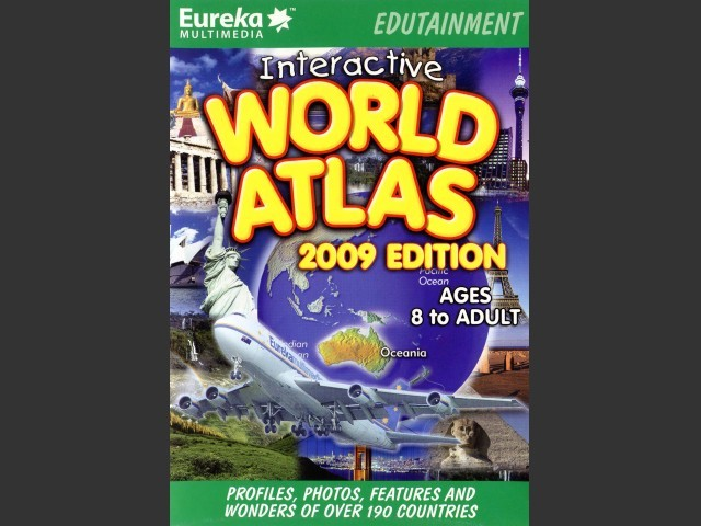 Interactive World Atlas: 2009 Edition (2008)