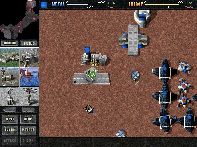 Total Annihilation (1997)