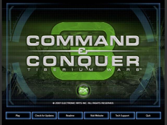 Command & Conquer 3: Tiberium Wars (2007)