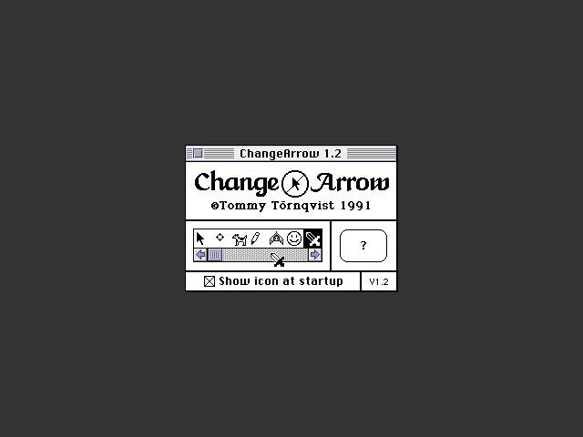 ChangeArrow 1.2 (1991)