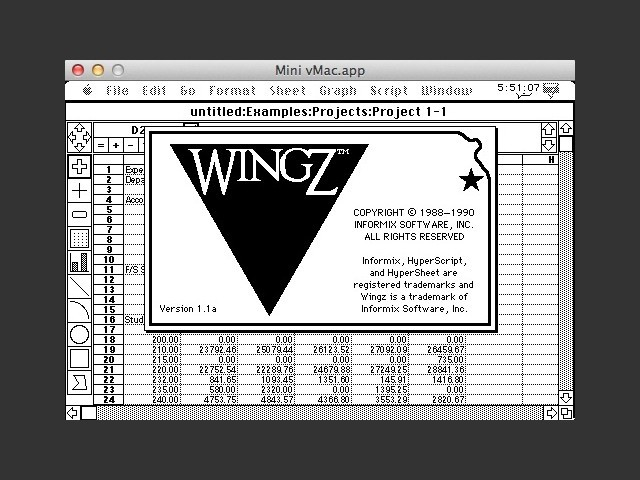 Wingz (1989)