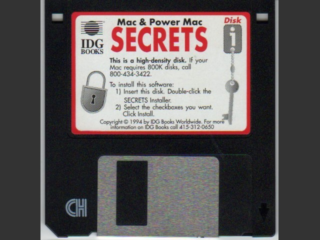 Mac & Power Mac Secrets (1994)