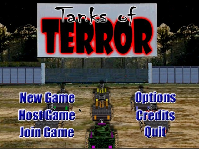 Tanks of Terror (2000)