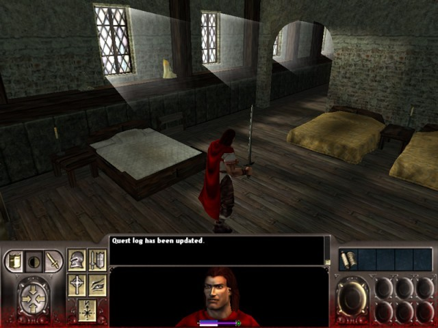 Screenshot from Inside Mac Games