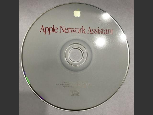 691-1995-A,Z,Apple Network Assistant v3.5 (CD) (1998)