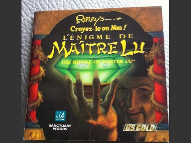 L'énigme de Maître Lu (1995)