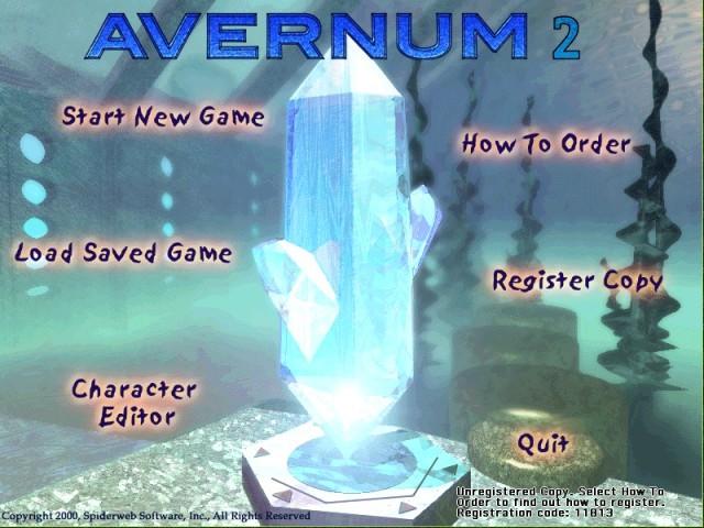 Avernum 2 (2005)