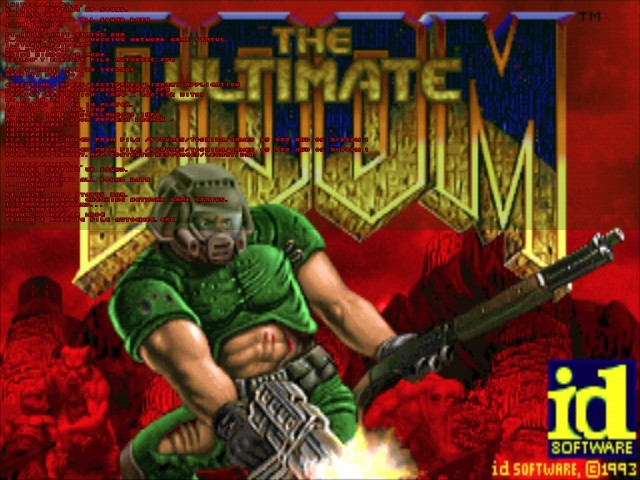 The classic DooM, launched in 10/12/1993
