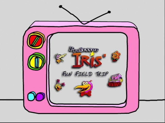 Professor Iris' Fun Field Trip: Animal Safari (1994)