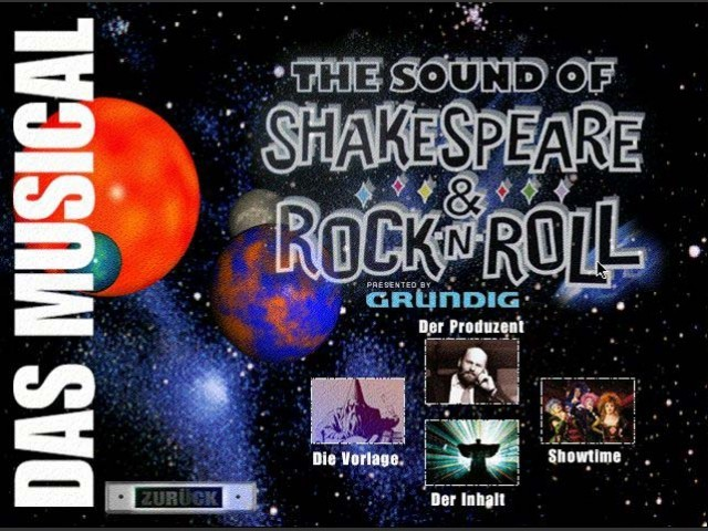 The Sound of Shakespeare & Rock 'n' Roll (1994)