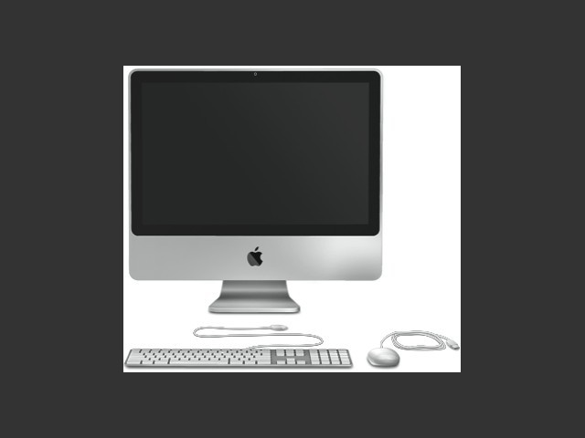 iMac 2007 Software Update 1.2.1 (2007)