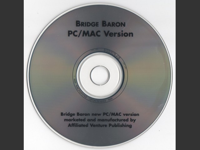 Bridge Baron 5.5.1 (1990)