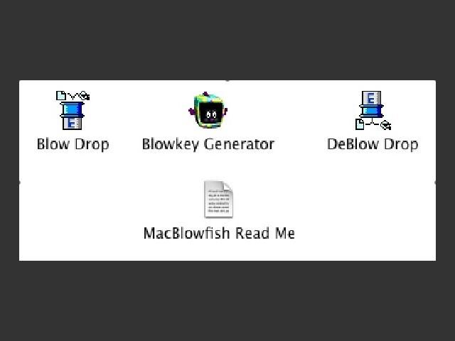 MacBlowfish (1995)
