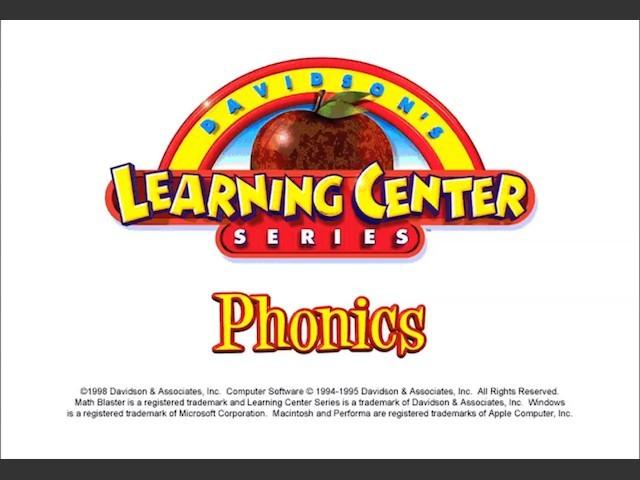 Kid Phonics (1995)
