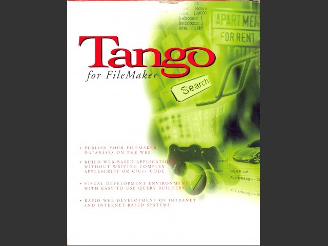 Tango for FileMaker (1996)