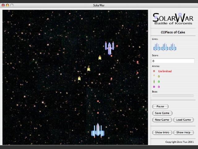 SolarWar (2001)