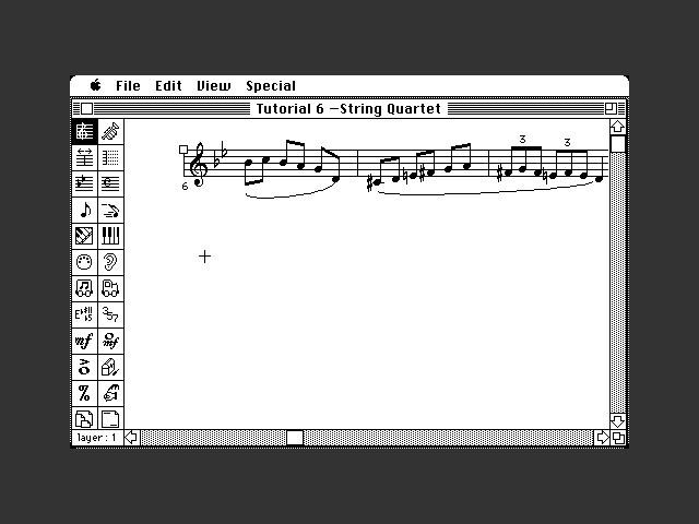 Finale 2.6.1 (1991)