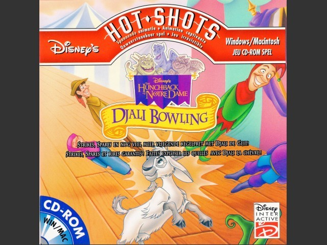 Disney's Hot Shots Djali Bowling (0)