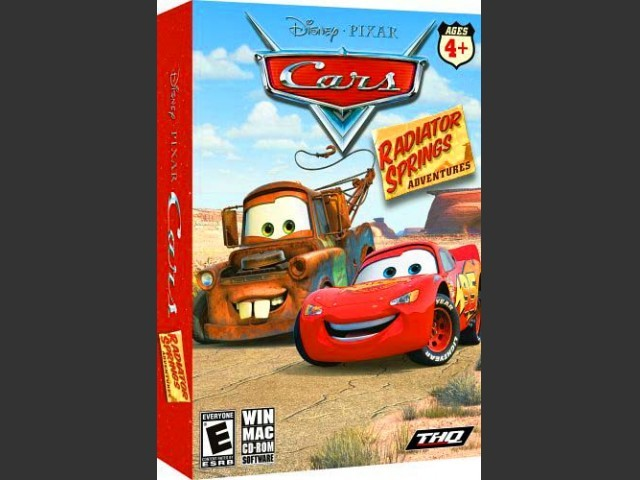Disney/Pixar Cars: Radiator Springs Adventures (2006)