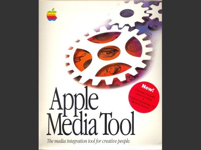 Apple Media Tool 1.2 (1993)