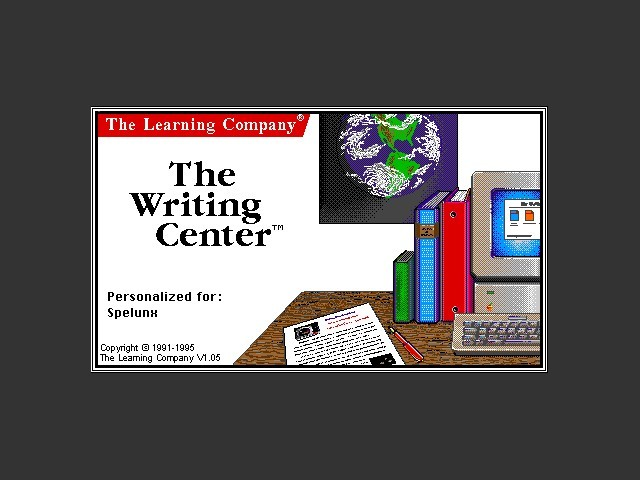 The Writing Center 1.05 (1995)
