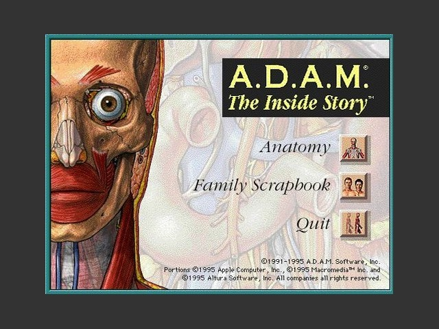 Adam The Inside Story Macintosh Repository