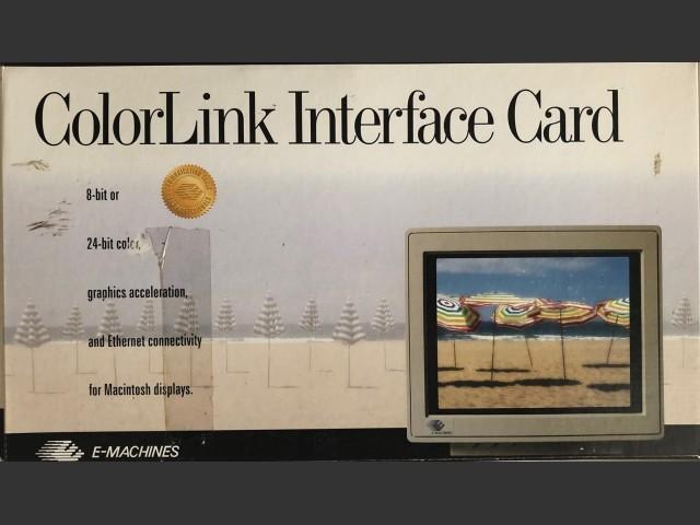 E-Machine ColorLink SX/T driver disks (0)