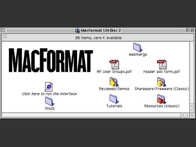 MacFormat 124 CD 2/2