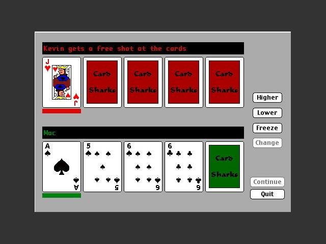 Card Sharks (1997)