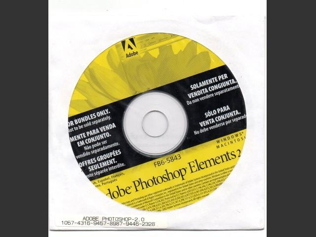 Photoshop Elements 2 (2002)
