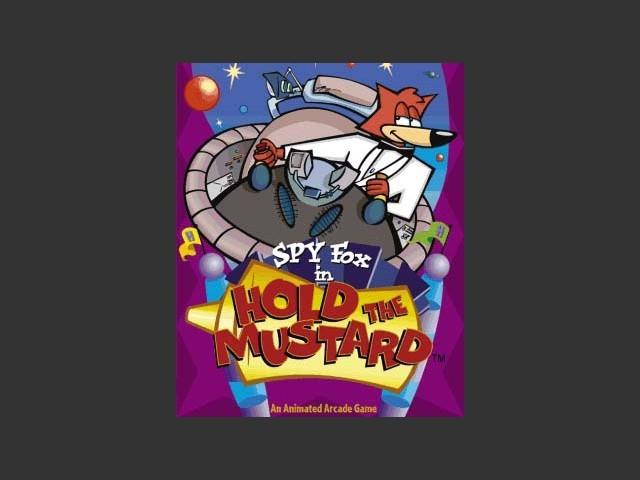 Spy Fox in Hold The Mustard (2001)