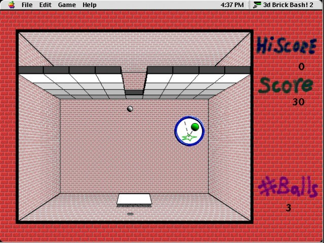 3D Brick Bash 2.0 (2000)