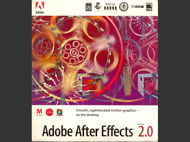 Adobe After Effects 2 (1995)
