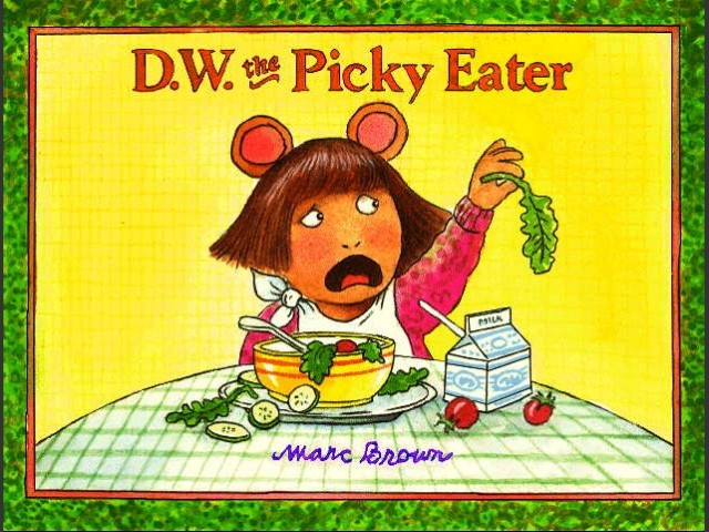 picky eater Seriously picky eaters may need help with food habits and overcoming avoidance advice about picky eating from the child mind institute.