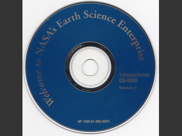 NASA's Earth Science Enterprise version 3 (1999)