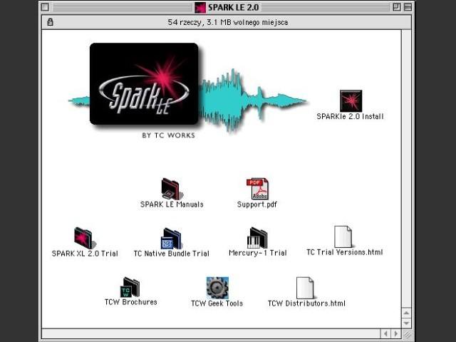 Spark LE 2.0 (1999)
