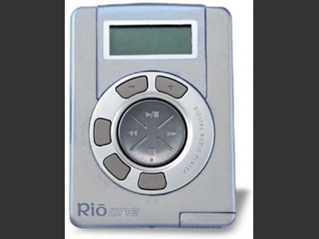 Rio One (MP3 Player) (2002)