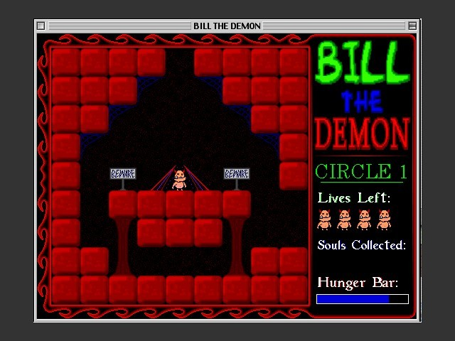Bill the Demon (1996)