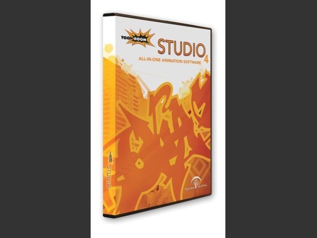 Toon Boom Studio 4.0 (2007)