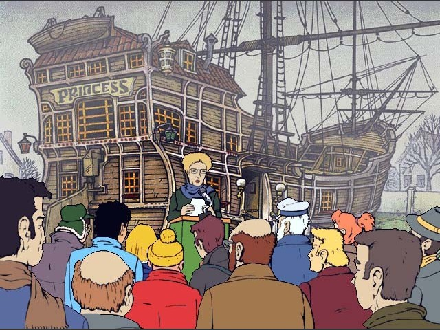 TKKG 8: The Captain's Legacy (2001)